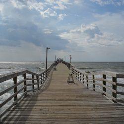 Photo Of Cherry Grove Pier North Myrtle Beach Sc United States