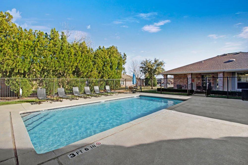 Encino Park Apartments: 4022 Green Meadow Dr, San Angelo, TX