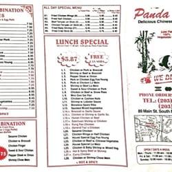 Panda House panda house - chinese - 89 main st, meriden, ct - restaurant