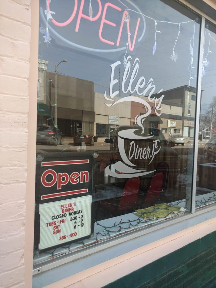 Ellen's Diner: 119 E Main St, Princeville, IL