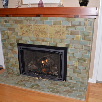 Penguin fireplace 177 photos 85 reviews fireplace for Craftsman gas fireplace