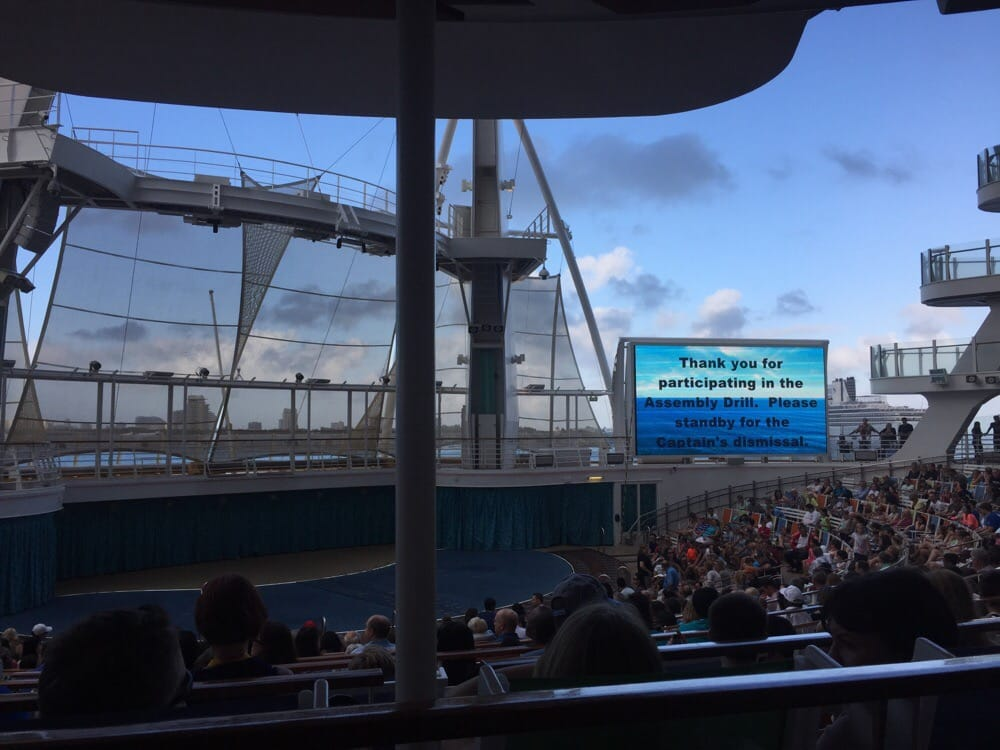 Aqua theater for dive show yelp - Allure of the seas fort lauderdale port address ...