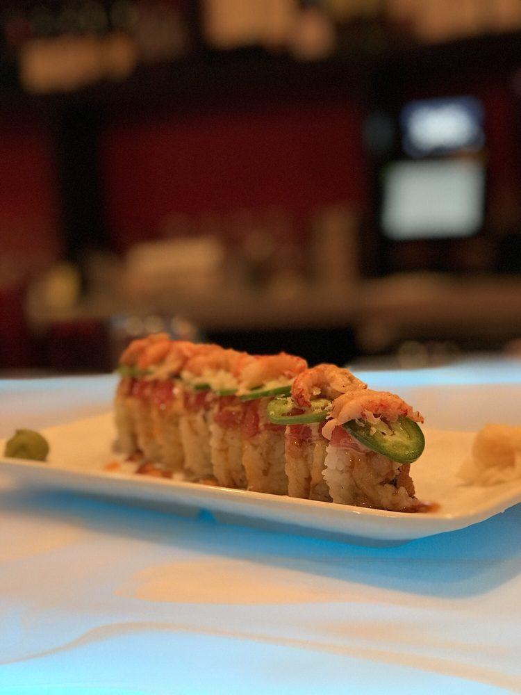 Rock N Roll Sushi: 1531 E 9 Mile Rd, Pensacola, FL