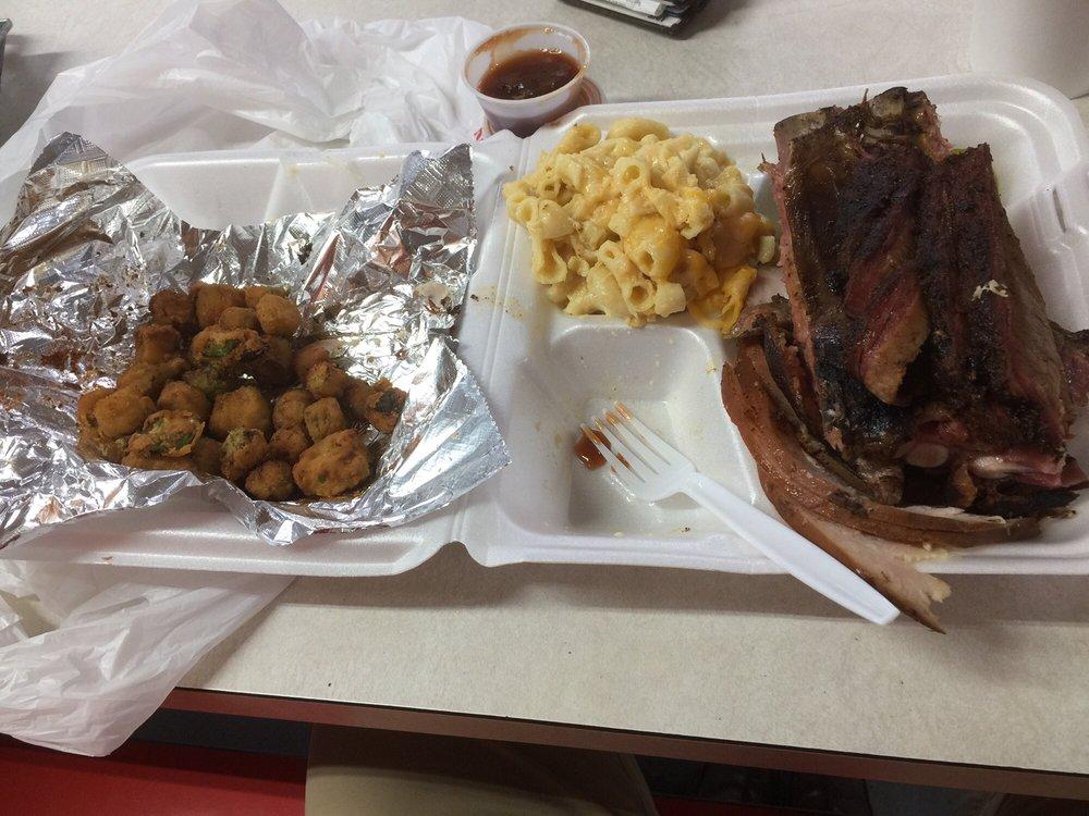 Mack's BBQ: 101 W Fate Pl, Rockwall, TX