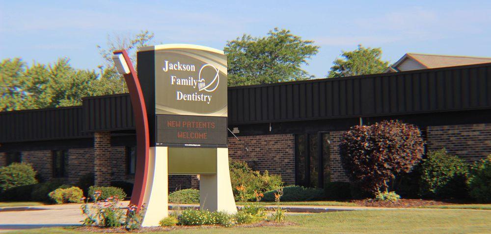 Jackson Family Dentistry: N168W20060 Main St, Jackson, WI