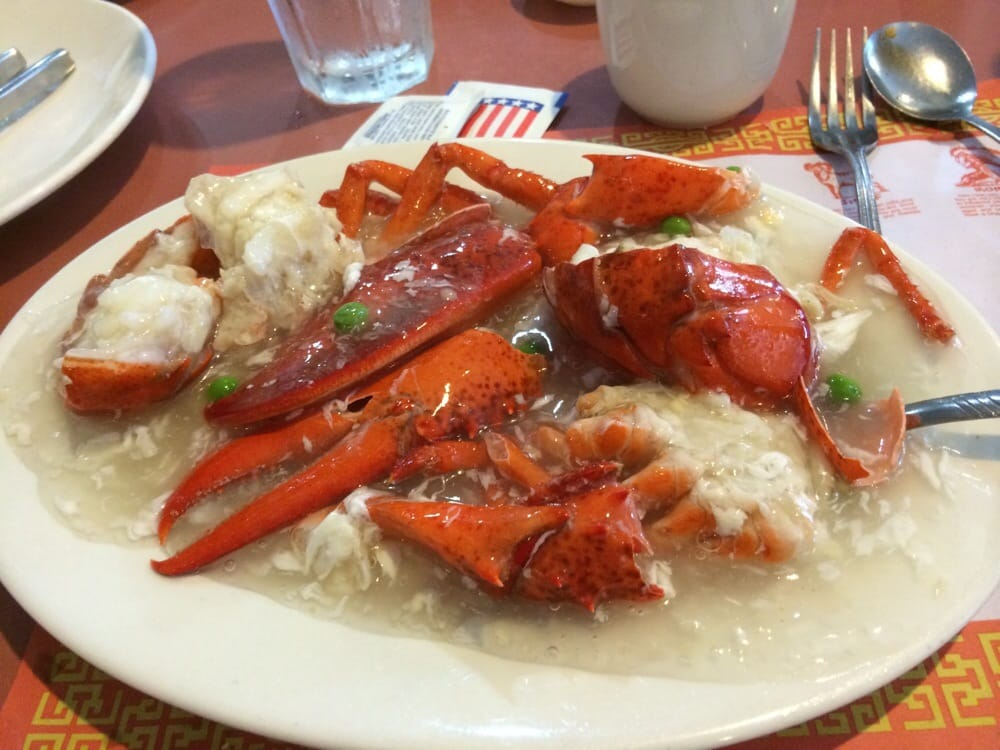 Lobster Cantonese Yelp