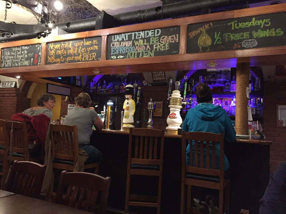 The Cellarman's Ale House