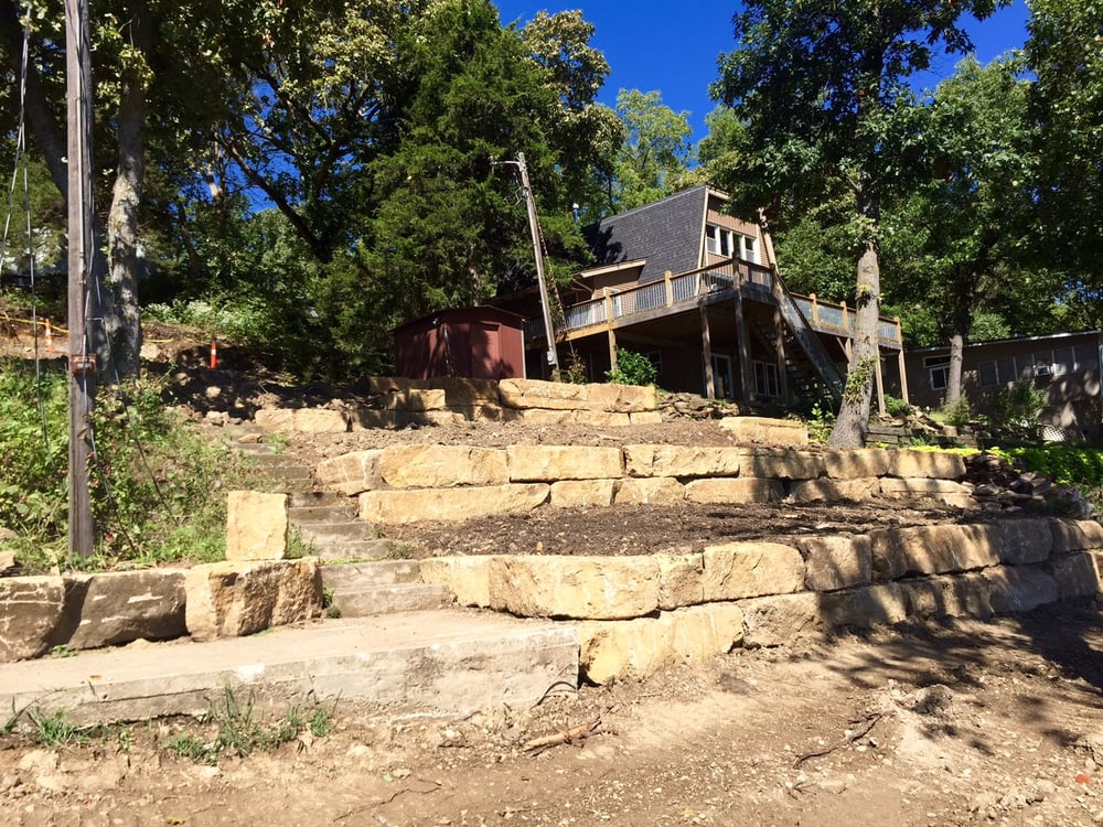 RD Johnson Excavating: 1705 N 1399th Rd, Lawrence, KS