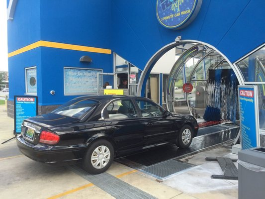 Blue rain express car wash 100 little mountain cir pelham al car hotels nearby solutioingenieria Image collections