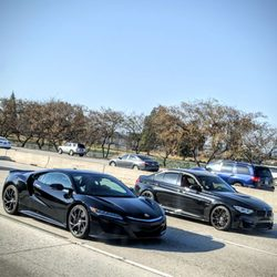 Photo Of The 605 Freeway Pico Rivera Ca United States Acura Nsx
