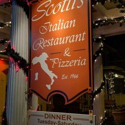 Photo Of Scotti S Restaurant Pizzeria Schenectady Ny United States