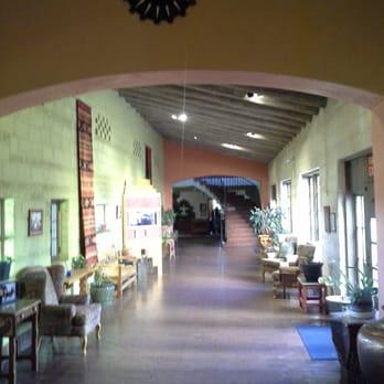 Photo Of La Posada Hotel Winslow Az United States The Hall To