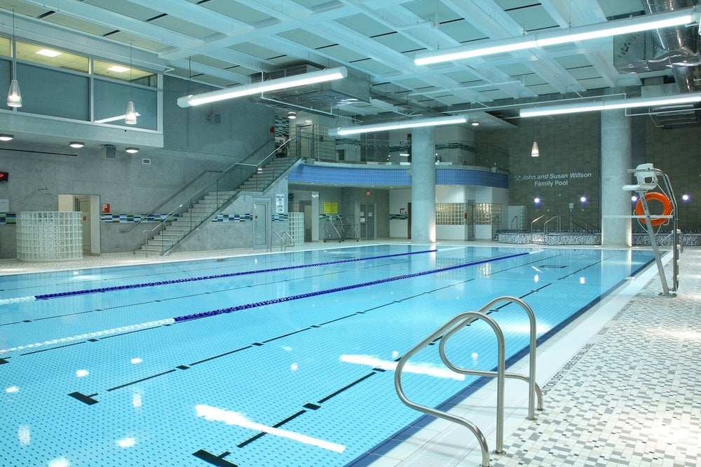 Lane swimming aquafit family swim and swim lessons yelp for Swimming pool supplies vancouver