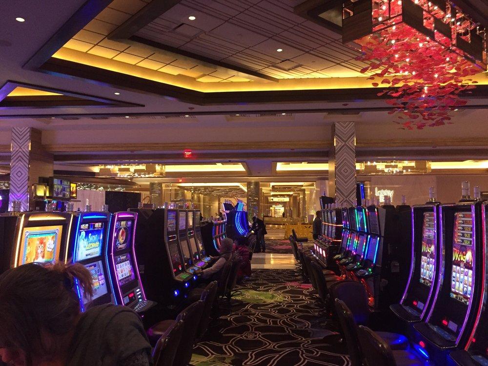 Rohnert park casino address