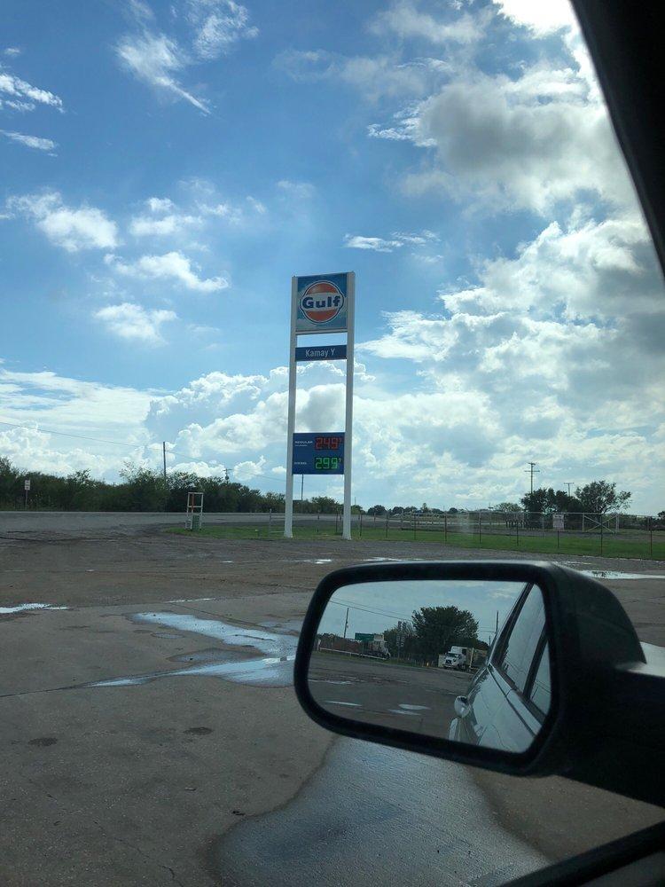 Gulf: 8682 Seymour Hwy, Wichita Falls, TX
