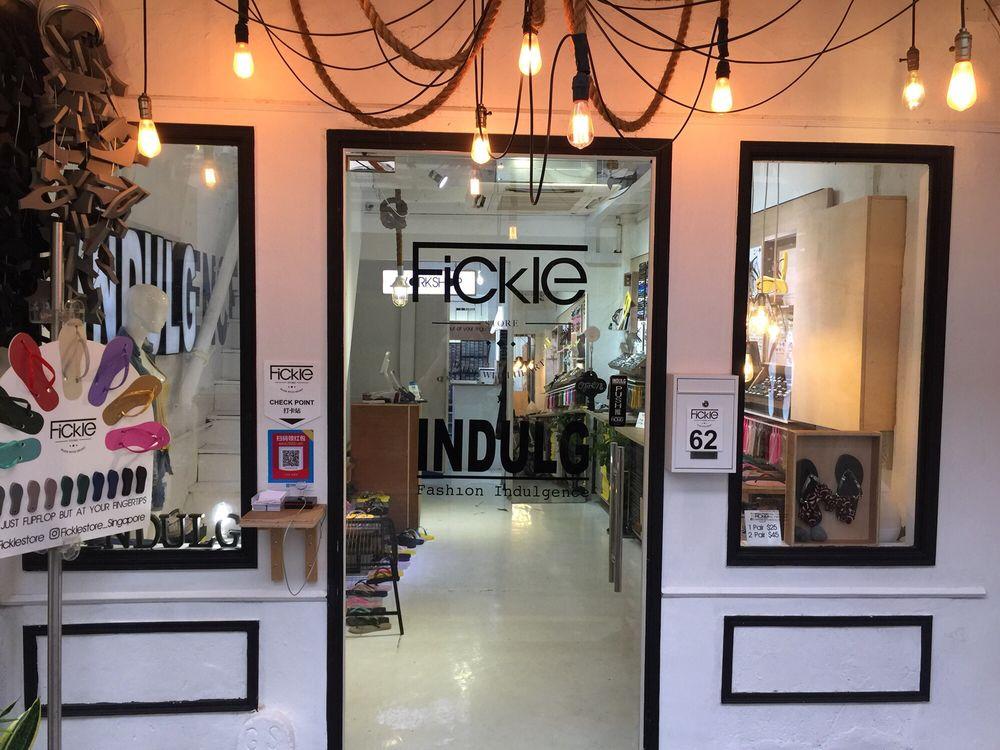 FickleStore
