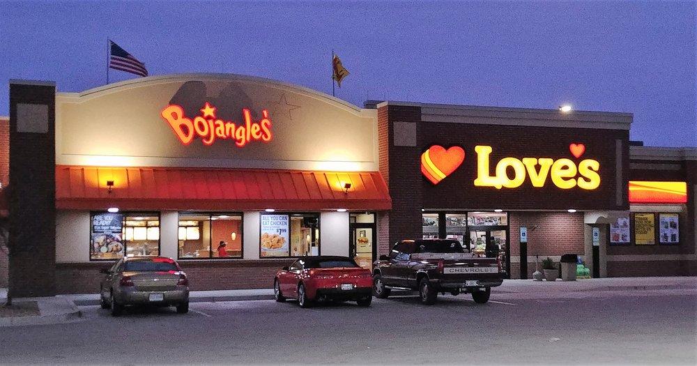 Love's Travel Stop: 2307 South St, Franklin, VA