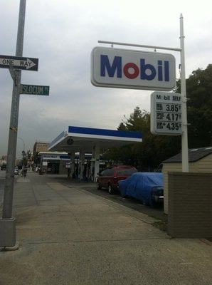 Gas Stations Near Me Car Inspection