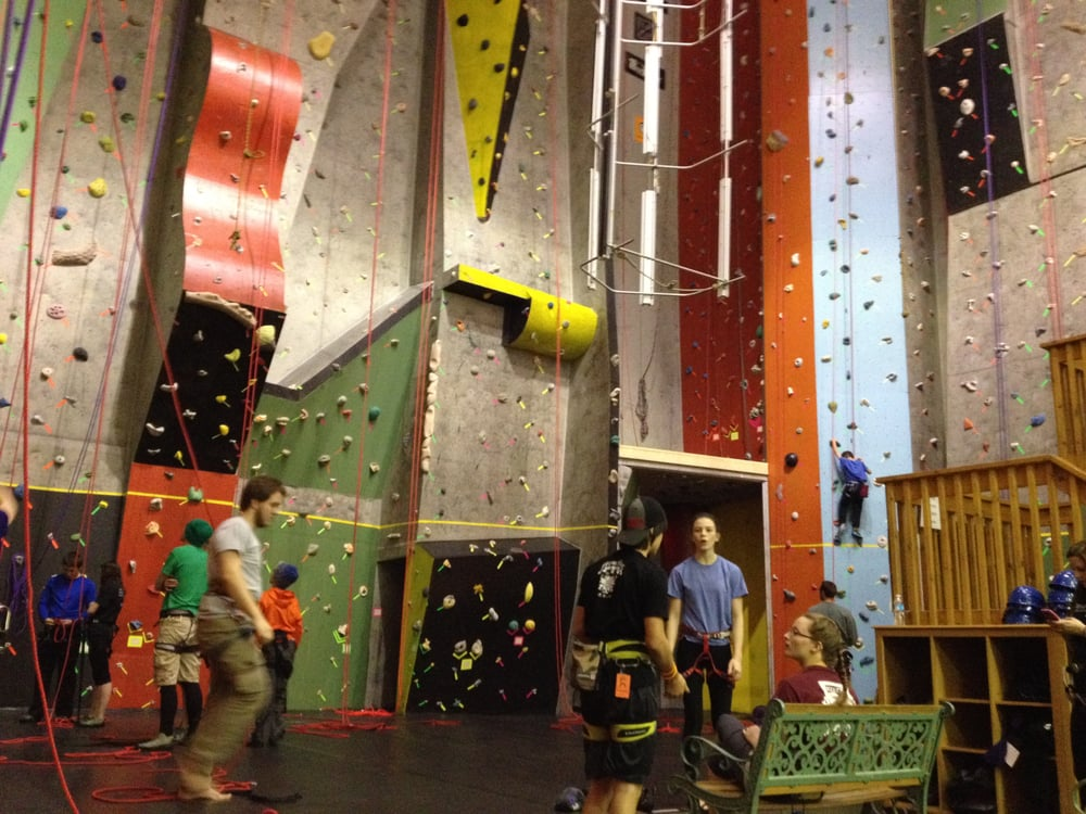 Trailhead Climbing & Outdoor Center, LLC: 505 Camson Rd, Anderson, SC