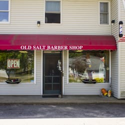 Old Salt Barber Shop