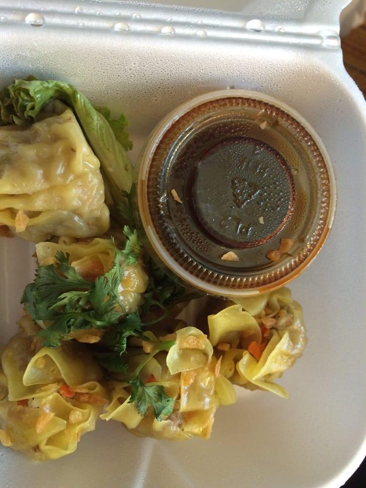 Thai dumplings yelp for Arlington thai cuisine