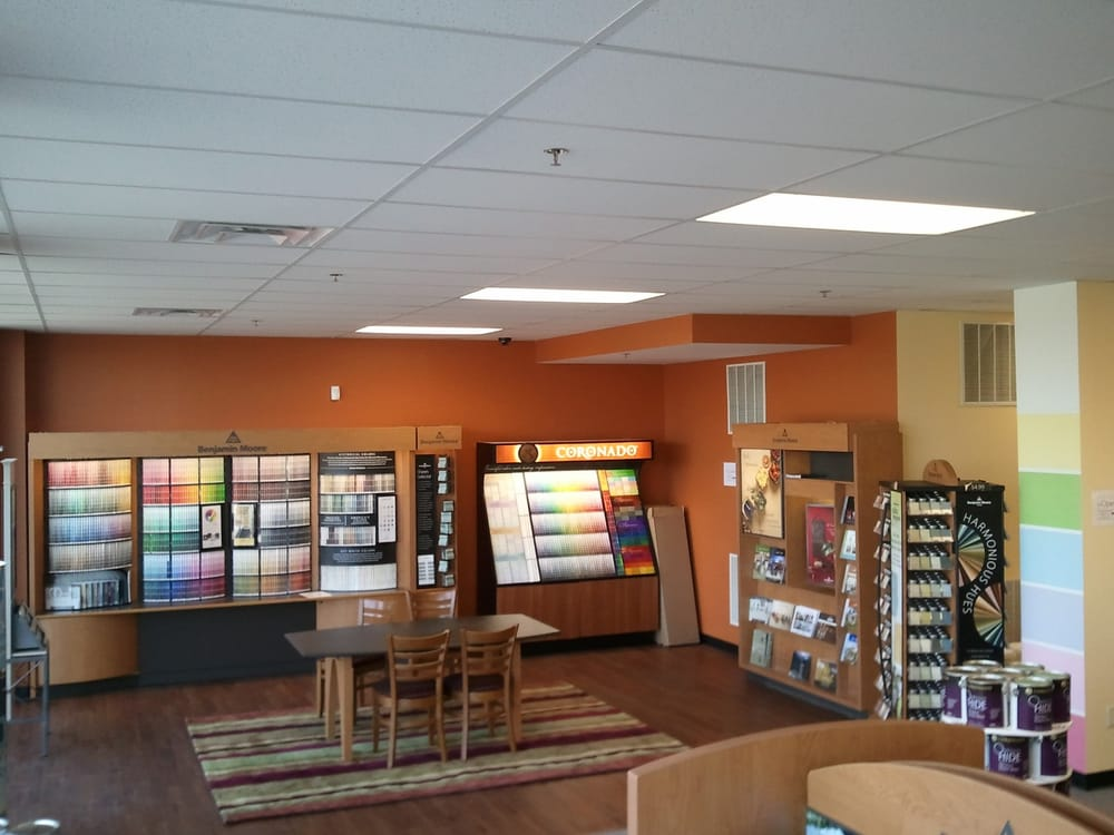 Our design decision making area yelp for Southern paint supply