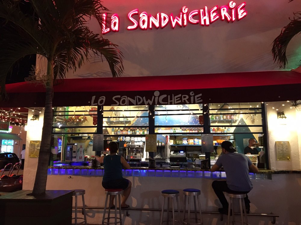 La Sandwicherie Miami Beach Fl United States