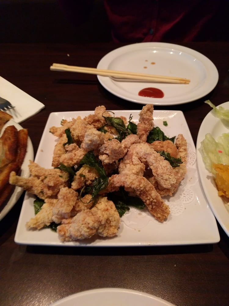 Popcorn shrimp yelp for 101 taiwanese cuisine