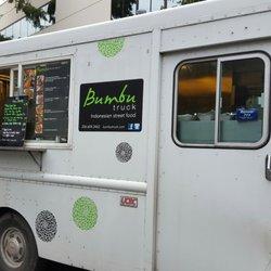 Bumbu Indonesian Food Truck Seattle