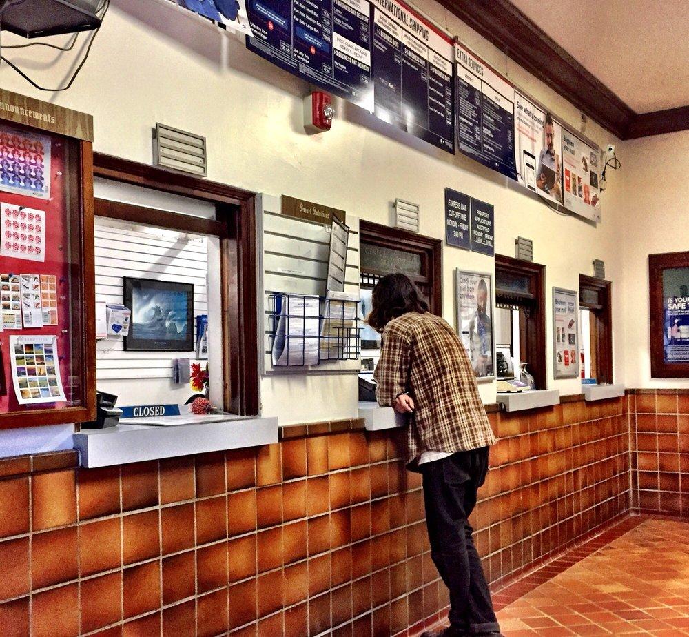 US Post Office: 316 Olive Ave, Huntington Beach, CA