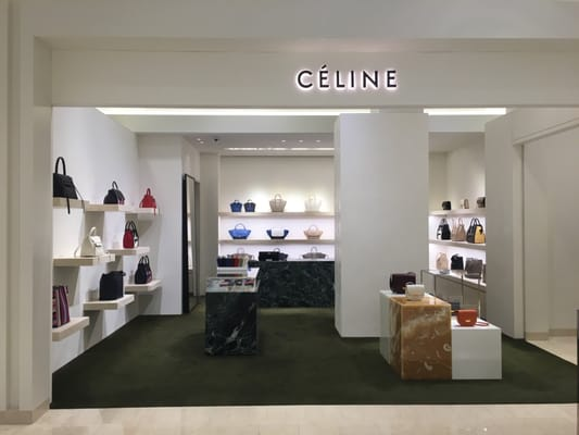 celine leather goods 737 n michigan ave near north side chicago il phone number yelp. Black Bedroom Furniture Sets. Home Design Ideas