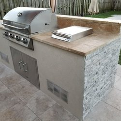 Outdoor kitchen & Grill Service - 33 Photos - Grilling Equipment ...