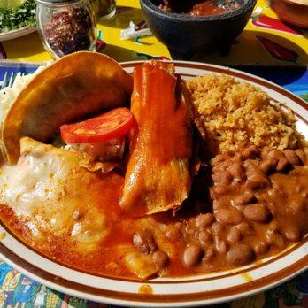 Mexican Food Santa Barbara Mesa
