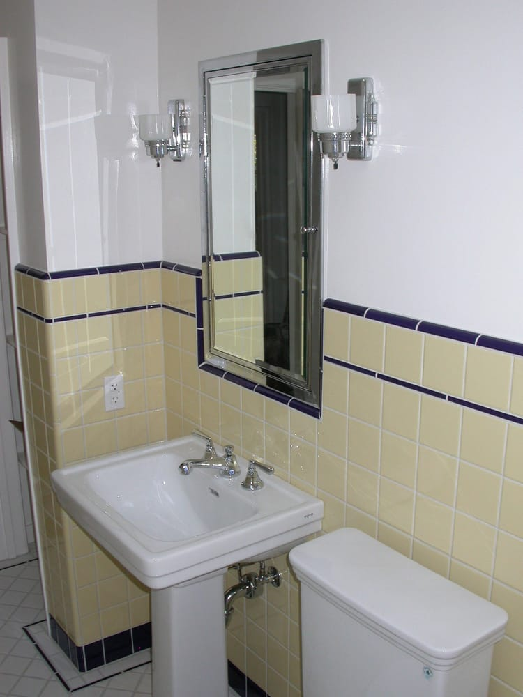 art deco style bathroom remodel yelp art deco interior design for every room s transformation