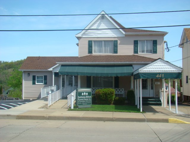 Dalfonso-Billick Funeral Home: 441 Reed Ave, Monessen, PA