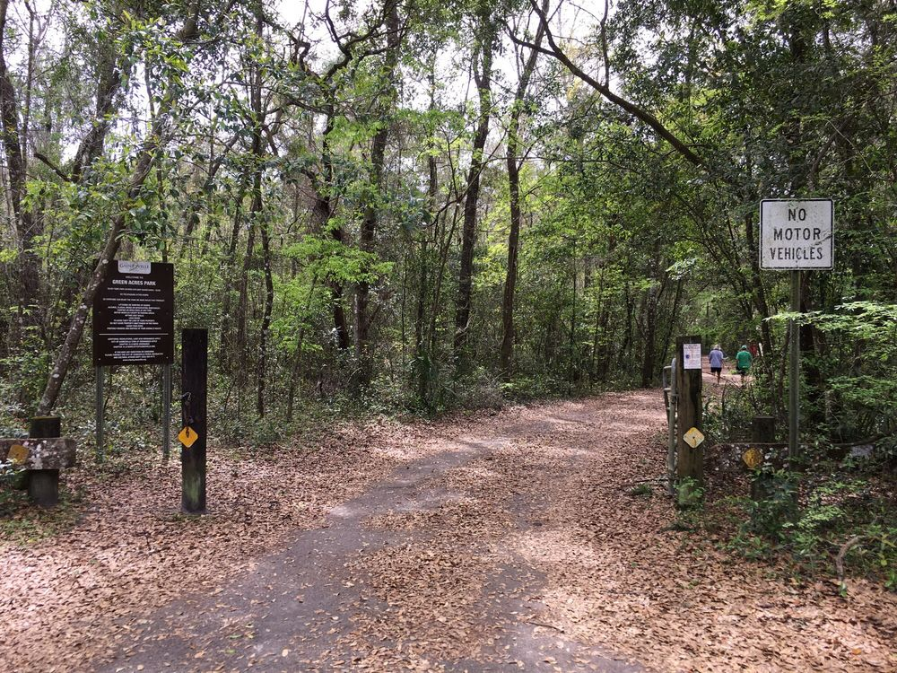 Green Acres Park: 3704 SW 8th Ave, Gainesville, FL