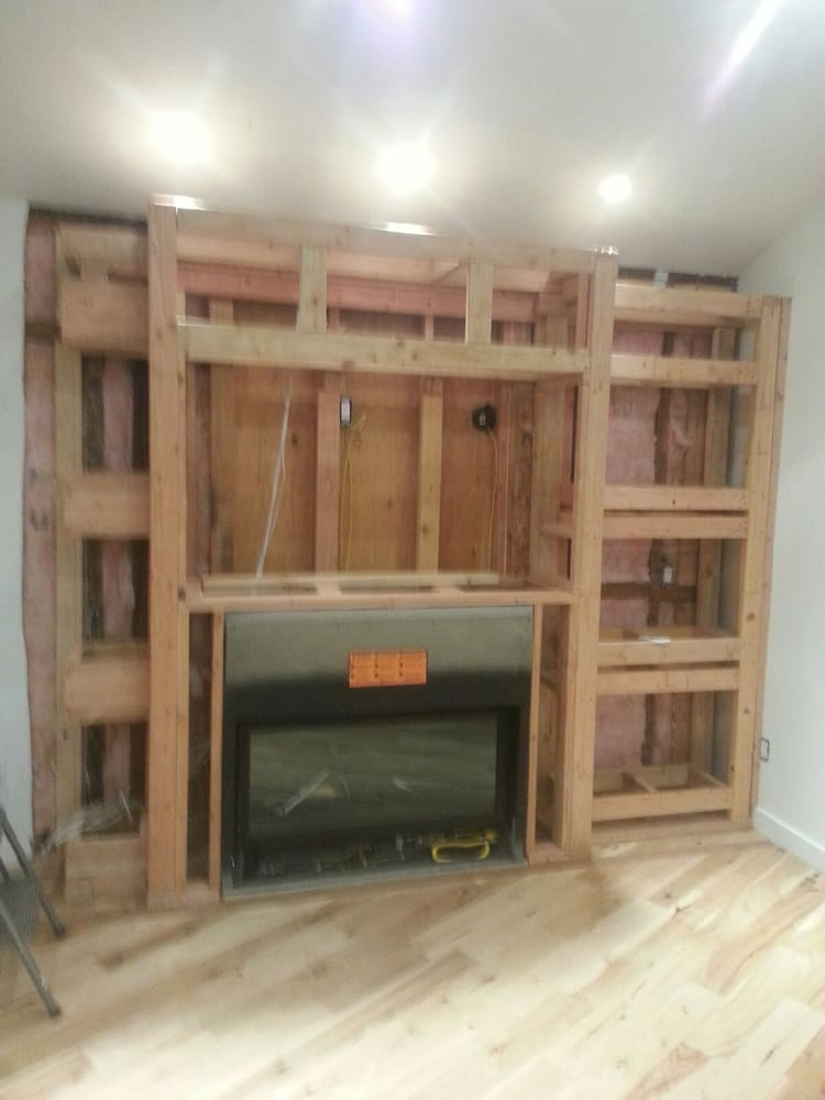 Entertainment Center: Framing - Yelp