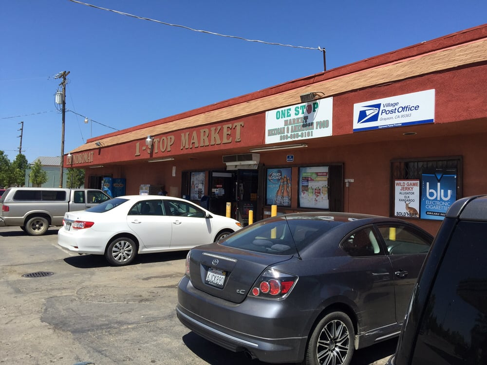 One Stop Market: 10143 Grayson Rd, Patterson, CA