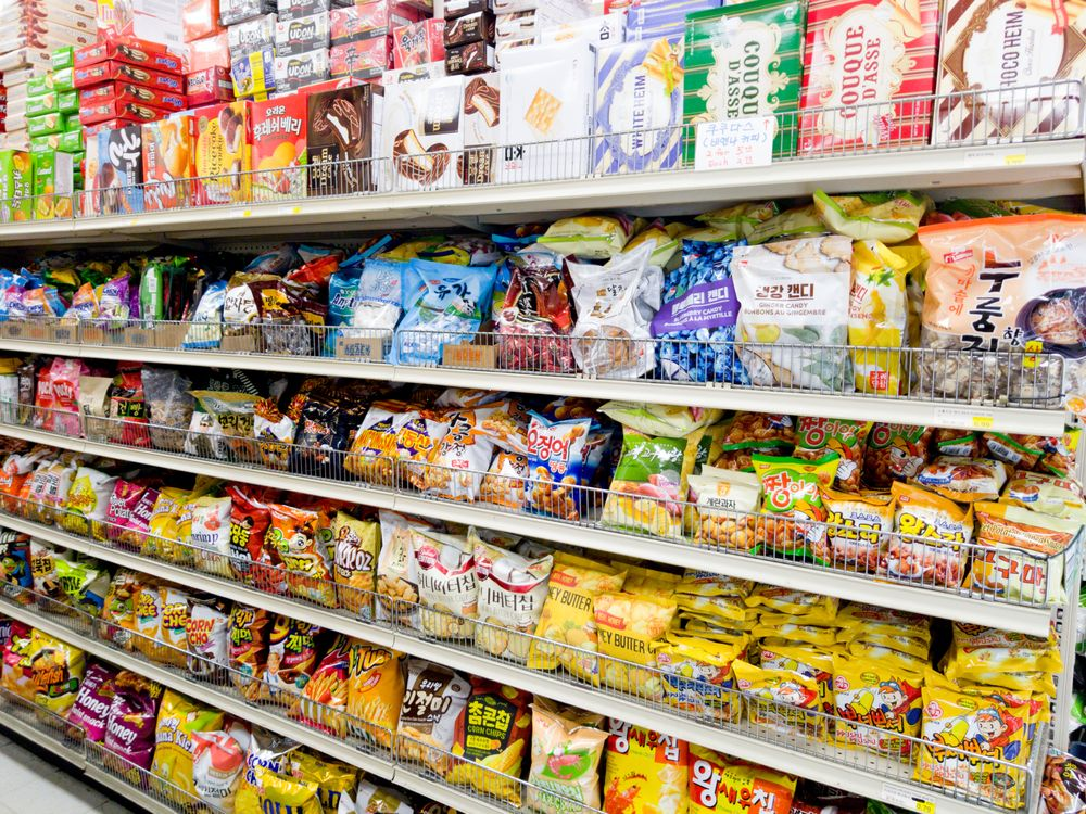 Han Kook Market - La Crescenta: 3157 Foothill Blvd, La Crescenta, CA