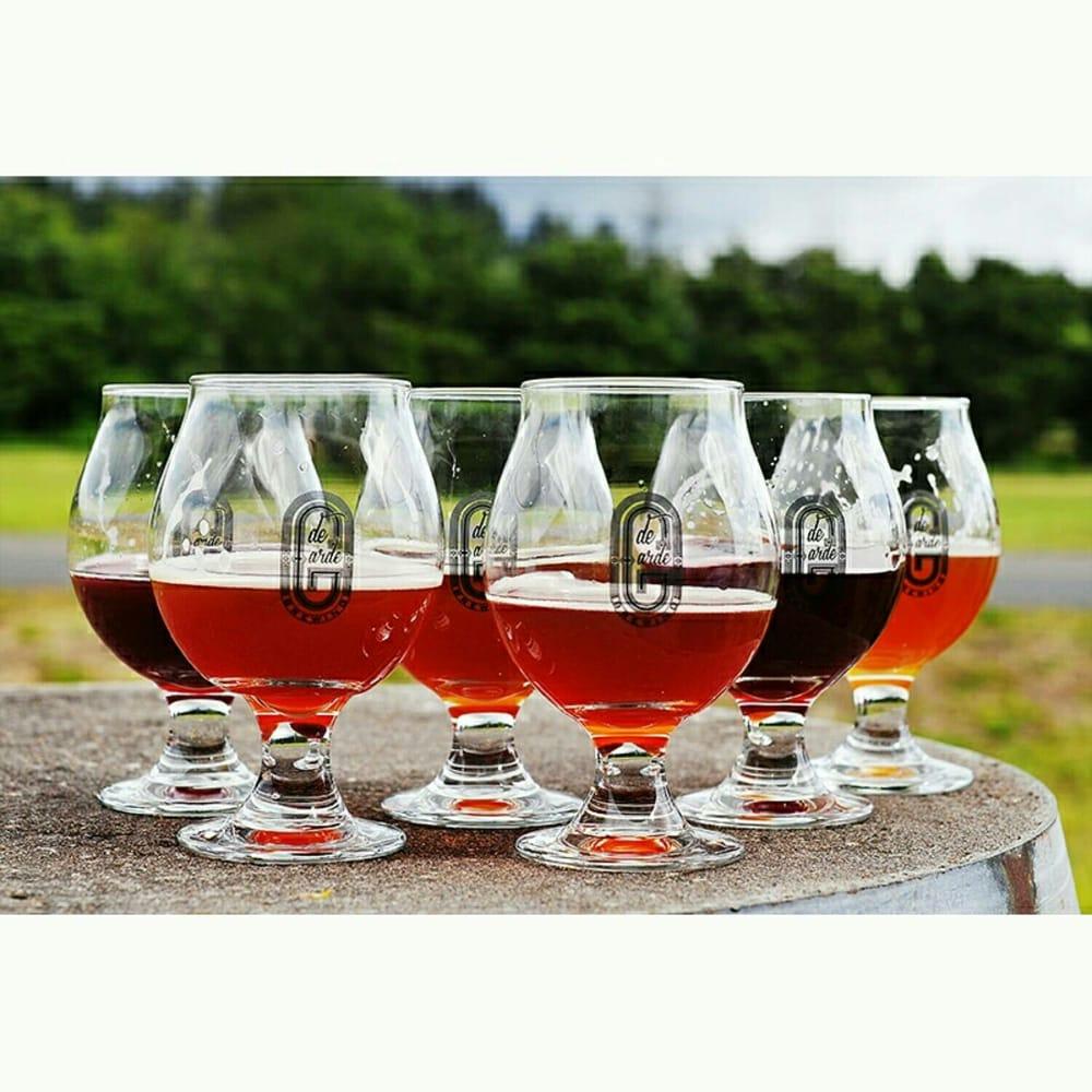de Garde Brewing: 114 Ivy Ave, Tillamook, OR