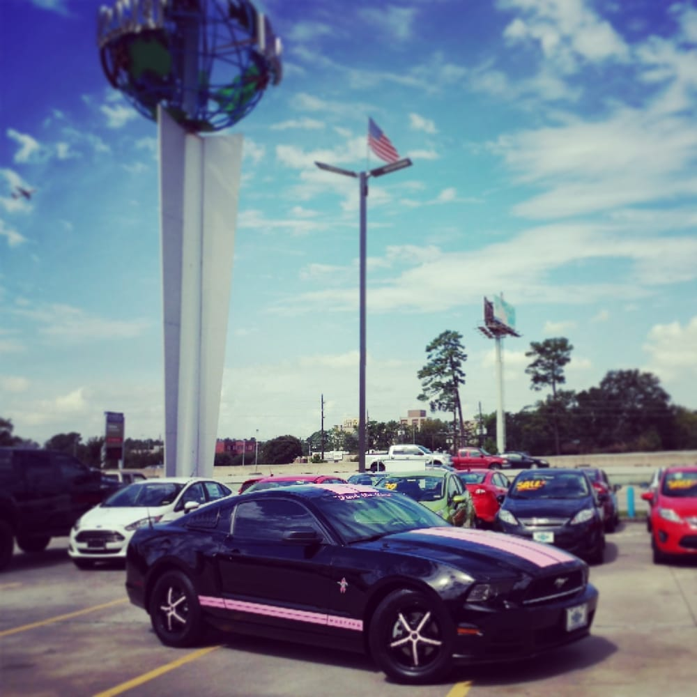 Planet Ford Humble Tx Used Cars
