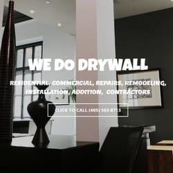 Photo Of Drywall Contractor Oklahoma City   Oklahoma City, OK, United  States.
