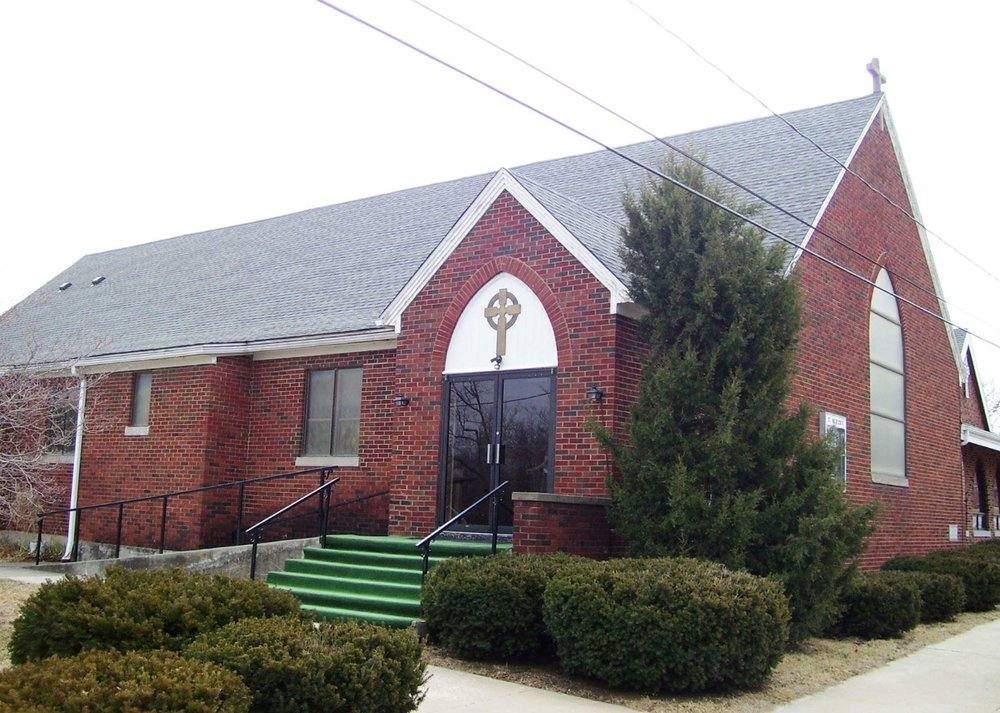 St Patrick Catholic Church: 703 S Olive St, Holden, MO