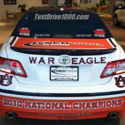 Wonderful Photo Of Lynch Toyota   Auburn   Auburn, AL, United States