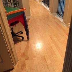 Photo Of Peoples Signature Flooring   Austin, TX, United States. Hallway  Has Lots