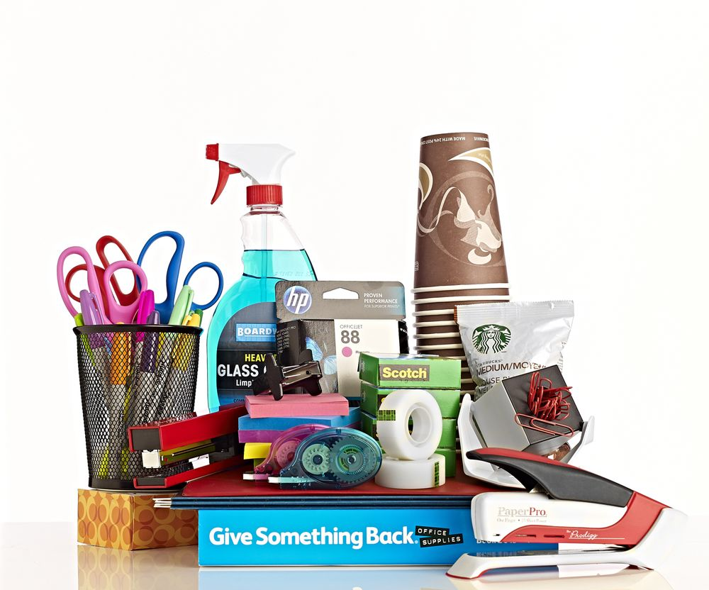 Offering over 50,000 products from office supplies and furniture to