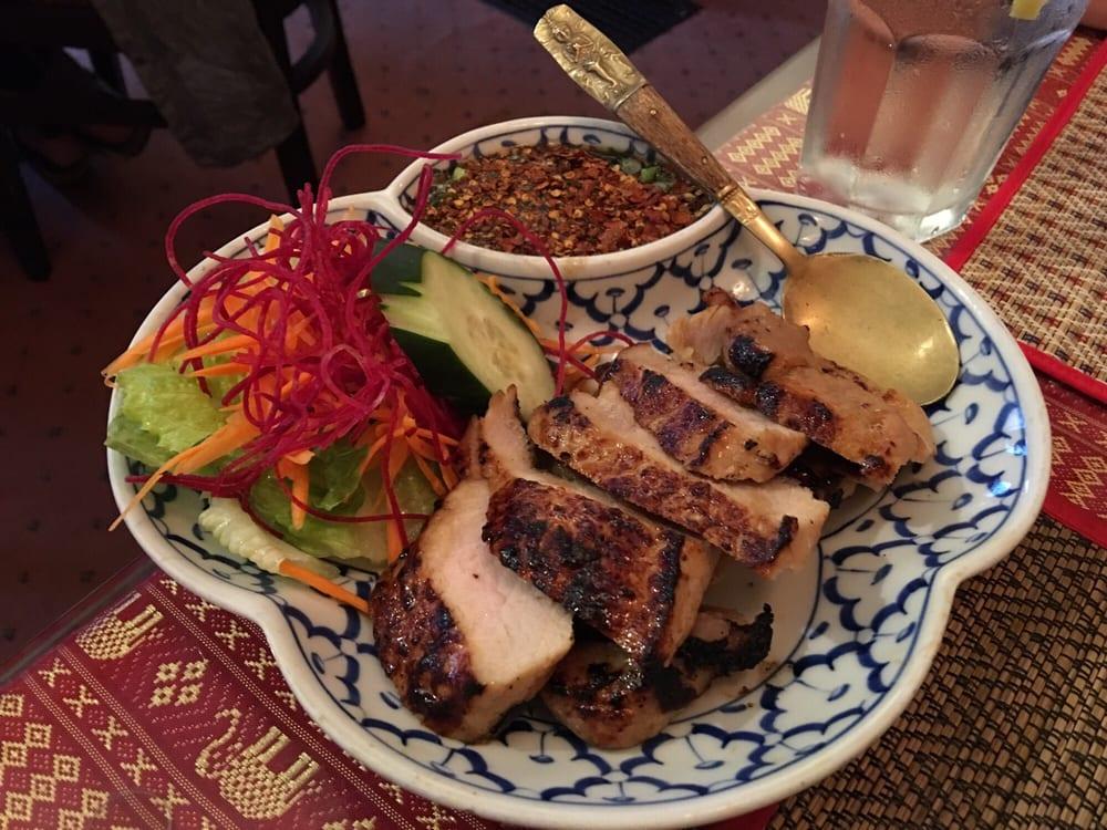 Thai House Restaurant Nyack Menu