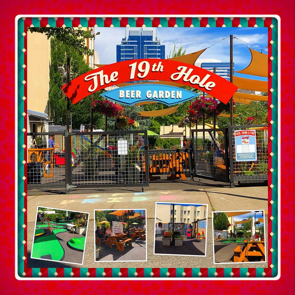 The 19th Hole: 771-795 SW 15th Ave, Portland, OR