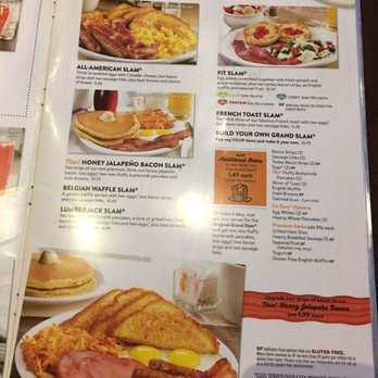 Photo of Denny's - Hebron, IN, United States. This is the Fill Ups
