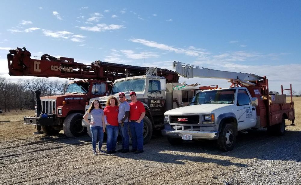 Mahan Drilling & Pump Service: 6234 Hwy Dd, Houston, MO